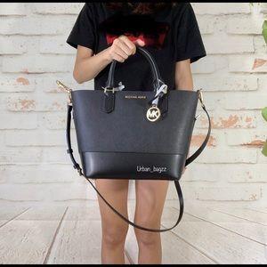 Michael Kors Trista Large Grab Bag Satchel